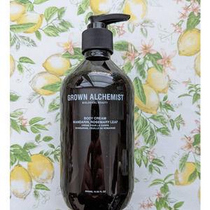 Grown Alchemist Body Cream - Mandarin/Rosemary Le